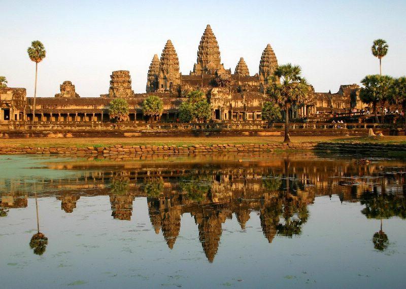 Путевки и туры  в Камбоджу