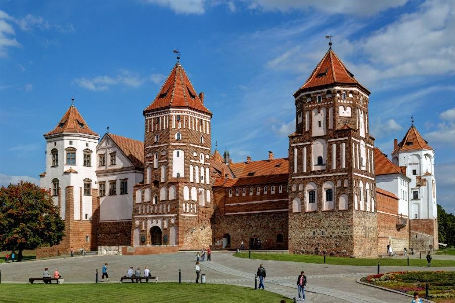 Путевки  и туры в Белоруссию