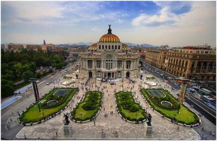 путевки в Мехико
