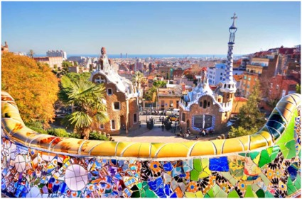 путевки в Барселону