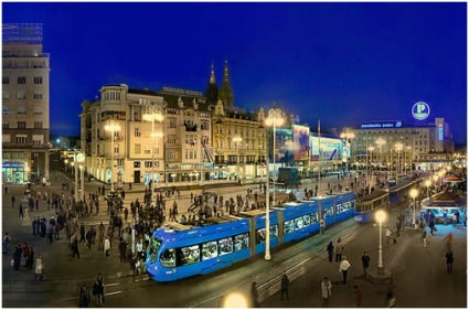 путевки в Загреб