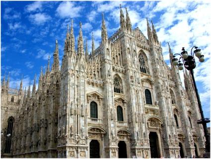 путевки в Милан