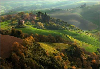 путевки в Тоскану