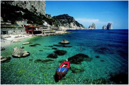 путевки на Капри