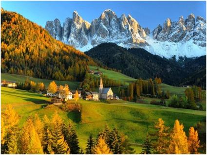 туры в Доломитовые Альпы