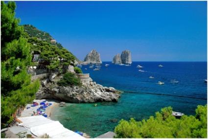 туры на Капри